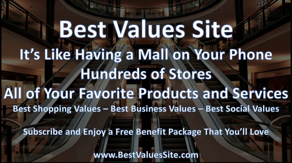 BestValuesSite.com Social Shopping Social Commerce